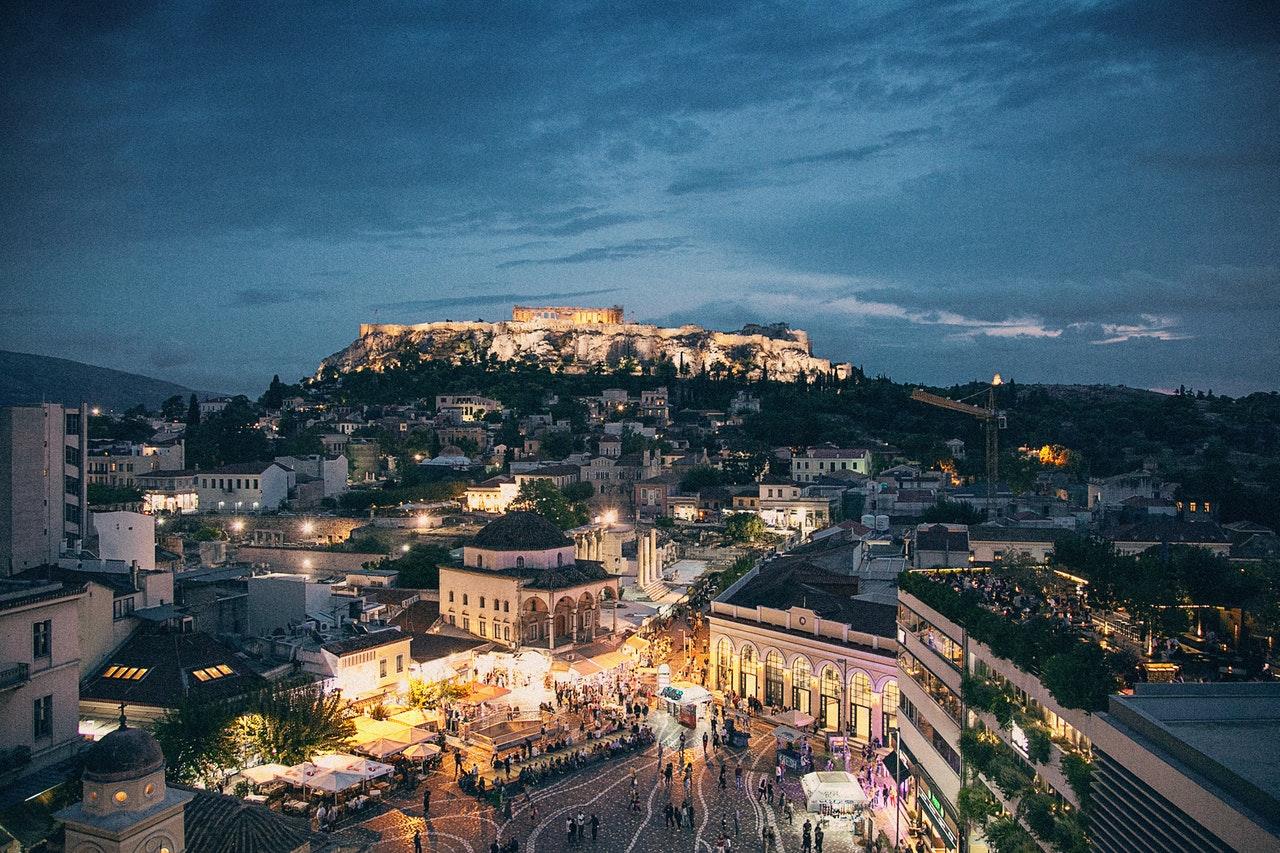 Enjoying European culture and nightlife